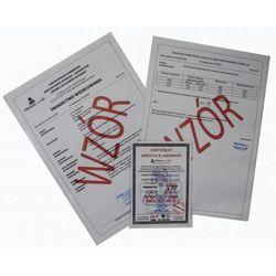 Adiustacja (Kalibracja) ze Świadectwem Wzorcowania Promiler AL-9000 Lite