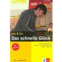 Książki do nauki języka, DAS SCHNELLE GLUCK A1 + CD (opr. miękka)