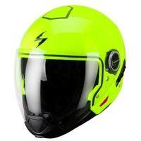 Kaski motocyklowe, SCORPION KASK EXO-300 AIR YELLOW NEON