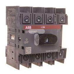 Rozłącznik izolacyjny 4P 100A bez napędu OT100F4N2 1SCA105018R1001 ABB