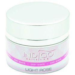 Indigo easy shape light rose budujący żel kryjący do paznokci 5ml