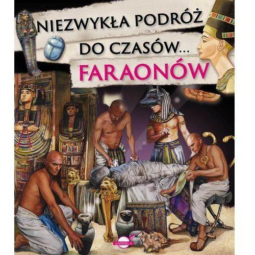 Książki dla dzieci, Niezwykła podróż do czasów faraonów (opr. twarda)