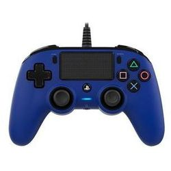 Gamepad Nacon Wired Compact Controller pro PS4 (ps4hwnaconwccblue) Niebieski