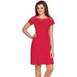 Babella laurencja jasny rubin damska koszula nocna