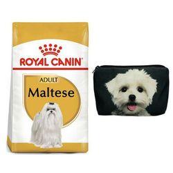 ROYAL CANIN Maltese adult 1.5 kg + Kosmetyczka piórnik materiałowy - DARMOWA DOSTAWA OD 95 ZŁ!