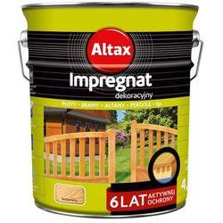 Impregnat Dekoracyjny Bezbarwny 4,5L Altax