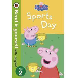 Peppa Pig: Sports Day - Read it Yourself with Ladybird (opr. miękka)