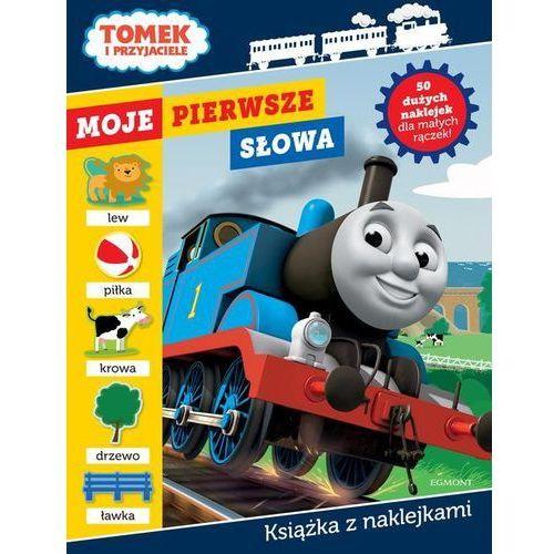 Książki dla dzieci, Tomek i przyjaciele Moje pierwsze słowa - Jeśli zamówisz do 14:00, wyślemy tego samego dnia. (opr. miękka)