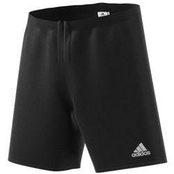 Spodenki piłkarskie Adidas Parma 16 czarne