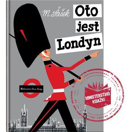 Książki dla dzieci, OTO JEST LONDYN TW (opr. twarda)