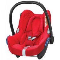 Foteliki grupa 0+, MAXI COSI Fotelik samochodowy Cabriofix Vivid Red
