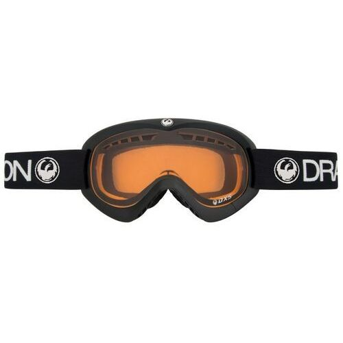 Kaski i gogle, gogle snowboardowe DRAGON - Dxs Coal Amber Coal (COAL)