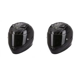 SCORPION KASK EXO-710 AIR SPIRIT MATTE BK-BK
