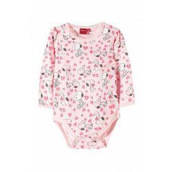 Body niemowlęce100% bawełna Snoopy5T35A3 Oferta ważna tylko do 2019-12-08