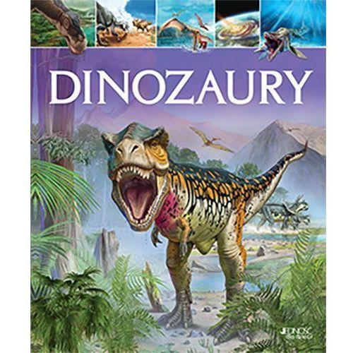 Książki dla dzieci, Dinozaury - Praca zbiorowa (opr. twarda)