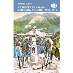 Karpacka kampania legionów - tomasz dudek (opr. broszurowa)