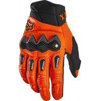 Rękawice motocyklowe, Fox rękawice off-road bomber flo orange