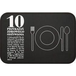 Podkładka stołowa 10 przykazań + talerzyk HPBA