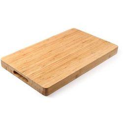 Drewniana deska do krojenia z uchwytami | różne wymiary