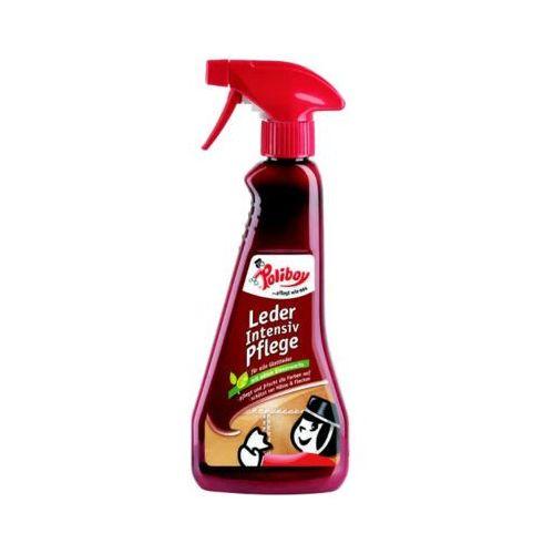 Spraye do czyszczenia mebli, POLIBOY 375ml Leder Intensiv Pflege Spray do intensywnej pielęgnacji skór