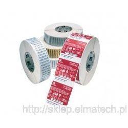 rolka z etykietami, papier termiczny, wyjmowana, 38x25mm