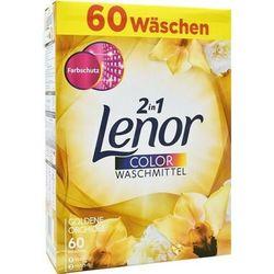 LENOR proszek 60p color golden 3,9kg do prania