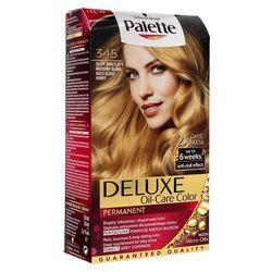 Palette Deluxe Farba do włosów Złoty Miodowy Blond nr 345 1 op. - Schwarzkopf