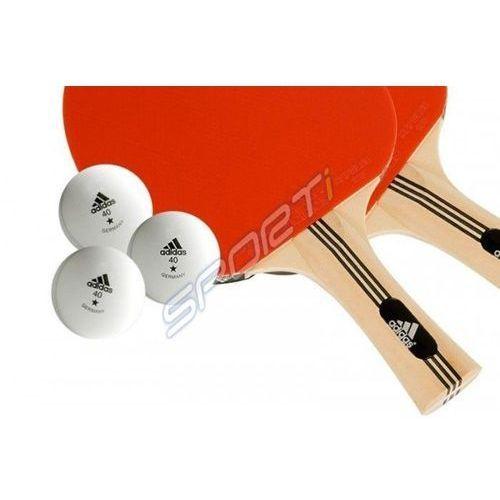 Tenis stołowy, Zestaw do tenisa stołowego adidas FORCE 10435