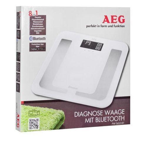 Wagi łazienkowe, AEG PW 5653