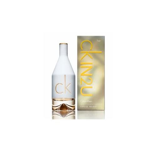 Wody toaletowe damskie, Calvin Klein CK In2U Woman 150ml EdT