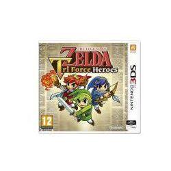 Legend of Zelda Tri Force Heroes 3DS