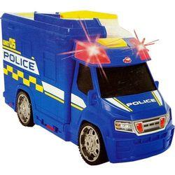 Policja z zestawem akcesoriów