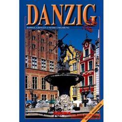 Danzig, Zoppot, Gdingen und die umgebung (opr. broszurowa)