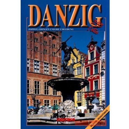 Albumy, Danzig, Zoppot, Gdingen und die umgebung (opr. broszurowa)