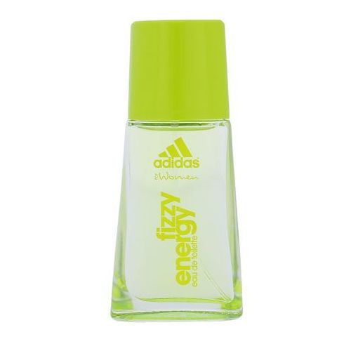 Wody toaletowe damskie, Adidas Fizzy Energy Woman 30ml EdT