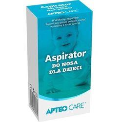 APTEO CARE Aspirator do nosa dla dzieci x 1 sztuka