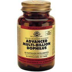 Advanced Multi-Billion Dophilus 60 kapsułek Solgar
