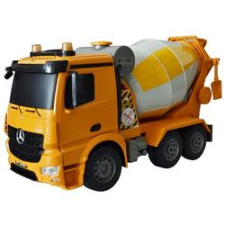 Fleg RC Budowa Mercedes-Benz betoniarka - BEZPŁATNY ODBIÓR: WROCŁAW!