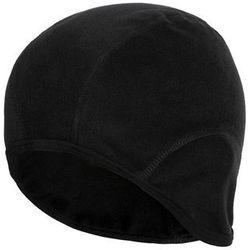 Czapka rowerowa Accent Fleece czarna S/M