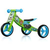 Rowerki biegowe, Drewniany rowerek biegowy Jake BOB 2 w 1