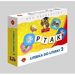Gra edukacyjna Literka do literki 2