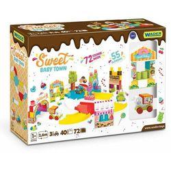 Wader Trasa z klockami Sweet Baby Town 42000 1+