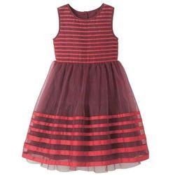 Sukienka na uroczyste okazje bonprix czerwony klonowy - ciemnoczerwony