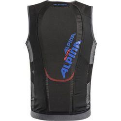 Alpina Sports ochraniacz pleców Soft JR black-blue 116/122