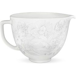 Dzieża do mikserów kitchenaid whispering floral 4,7
