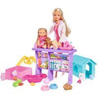 Lalki dla dzieci, Steffi weterynarz - Simba Toys