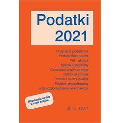 Podatki 2021 z aktualizacją online - Żelazowska Wioletta (red.) - książka (opr. twarda)