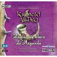 Książki dla młodzieży, Zaginiony klucz do Asgardu cz. 6 - Kroniki Archeo