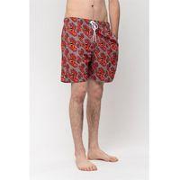 Kąpielówki, szorty SANTA CRUZ - Hands All Over Swimshort Light Grey (LIGHT GREY) rozmiar: XL