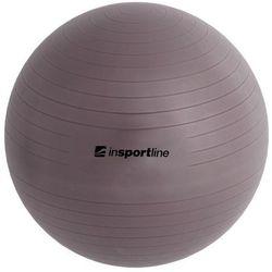 inSPORTline Top Ball 65 cm - IN 3910-5 - Piłka fitness, Ciemno szara - Ciemny szary